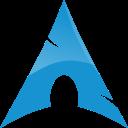 Linux (Arch Linux) logo