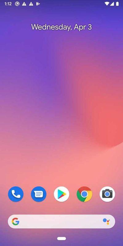 Android 10 Q <- UA listOS detail :: udger com