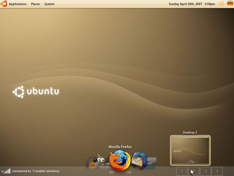 Linux (Ubuntu) <- UA listOS detail :: udger com