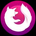 Firefox Klar logo