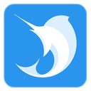 Qiyu Swordfish Browser logo
