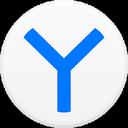 Yandex.Browser mobile Lite logo