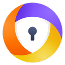 AVG Secure Browser logo