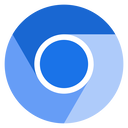 Chromium mobile logo