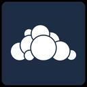 ownCloud sync client logo