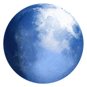 Pale Moon mobile logo