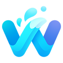 Waterfox logo