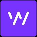 Whisper App logo
