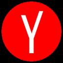 Yandex app logo