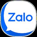 Zalo mobile App logo