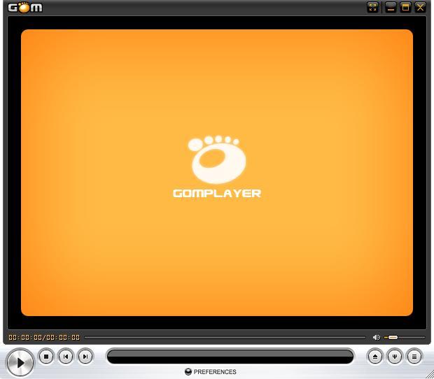 Gom Player,Gom Media Player