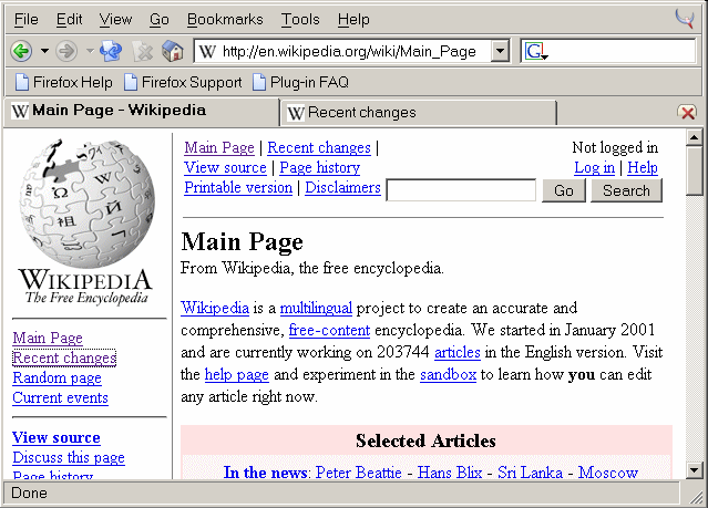 Firebird (old name for Firefox) <-UA list :: udger com
