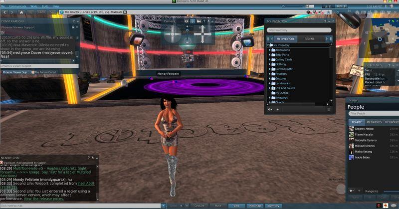 Second Life viewer <-UA list :: udger com